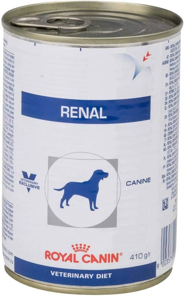 Royal Vet Canine Renal Caja 12X410Gr 4920 g