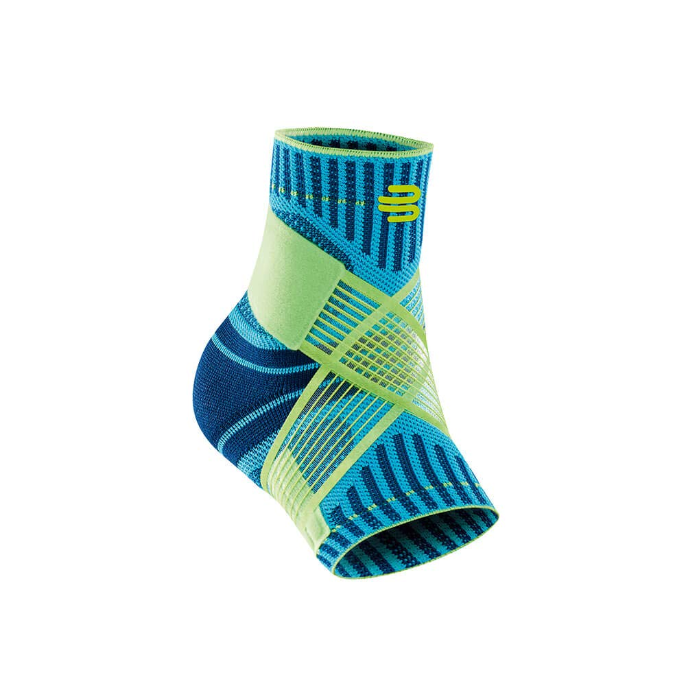 Bauerfeind Sports Ankle Support - Breathable Compression (Rivera, Small/Right)