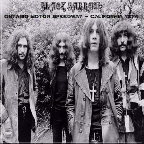 Black Sabbath - Cal Jam Festival, California 1974 (Reissue 2014)
