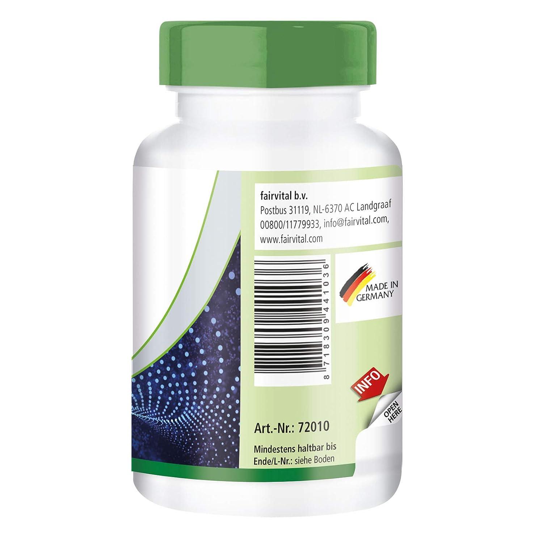 L-lisina 500mg - GRANEL durante 3 meses - alta dosis - 100 cápsulas - L-lisina clorhidrato: Amazon.es: Salud y cuidado personal