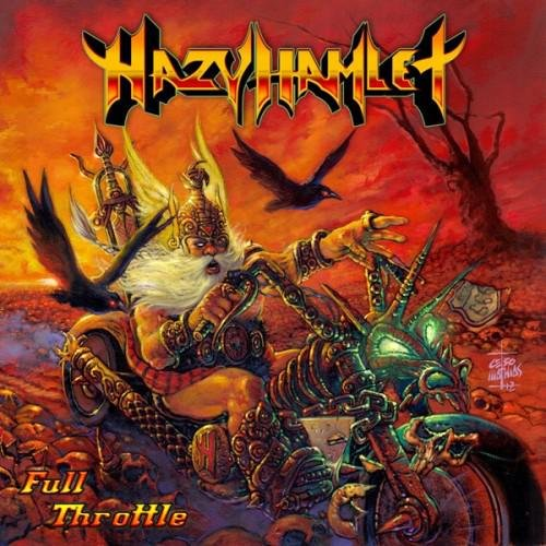 Hazy Hamlet: Full Throttle (Audio CD)