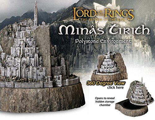 (Lord of the Rings Minas Tirith Environment Sideshow Collectibles)