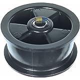Galet de roulement/tendeur de courroie pour sèche-linge par ex. Electrolux 125012503