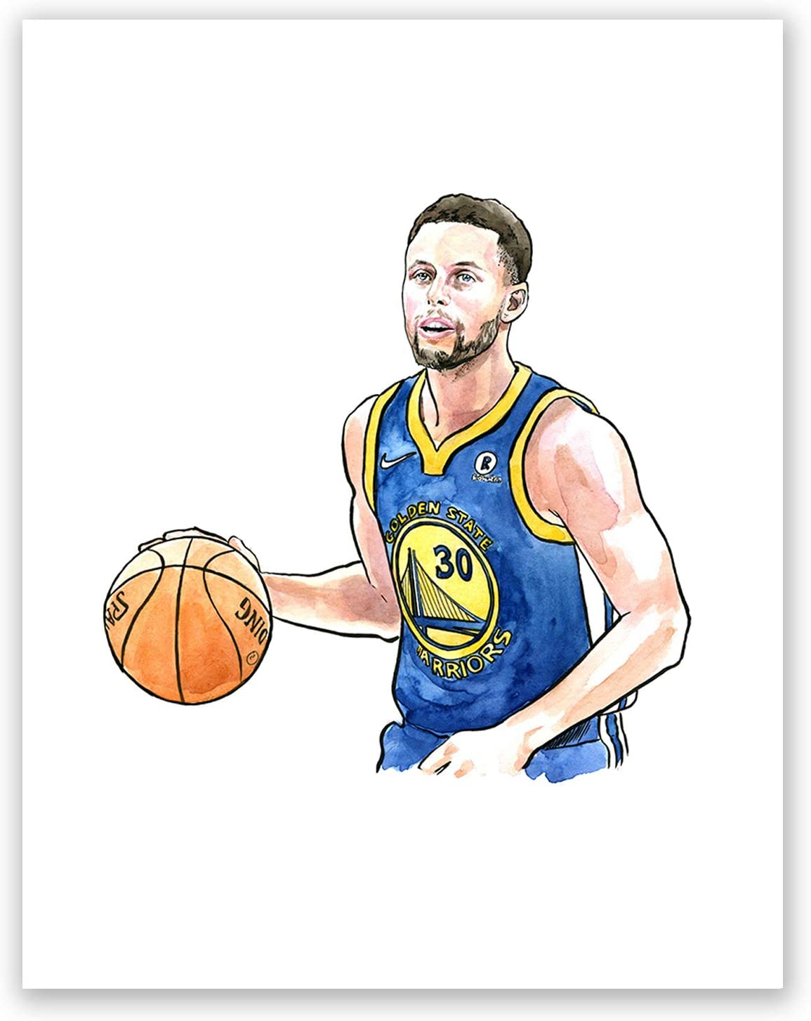 20 24 Stephen Curry poster wall art home decor photo print 16