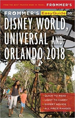 [By Jason Cochran] Frommer's EasyGuide to Disney World, Universal and Orlando 2018 (Paperback)【2017】by Jason Cochran (Author) - Disney Store World Orlando