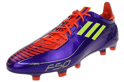 meet a7102 e1c79 adidas - Botas de fútbol de según descripción para Hombre Morado Violeta