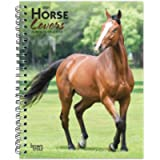 Horse Lovers 2021 6 x 7.75 Inch Spiral-Bound Wire-O Weekly Engagement Planner Calendar | New Full-Color Image Every Week…