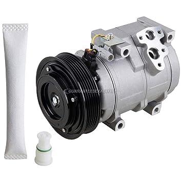 Premium calidad nueva AC Compresor y embrague con secador de a/c para Toyota Sienna - buyautoparts 60 - 86368r2 nuevo: Amazon.es: Coche y moto