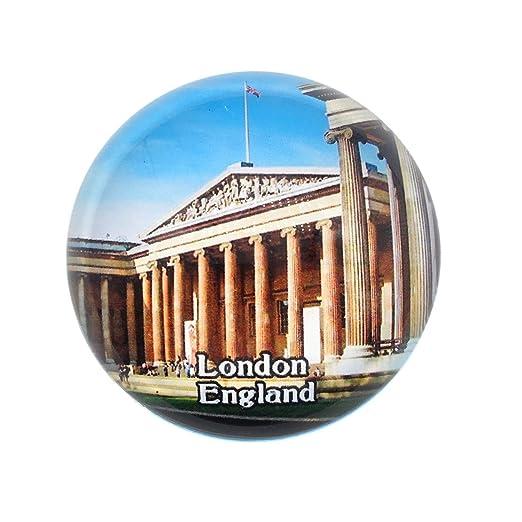 El Museo Británico de Londres Inglaterra Reino Unido Imán de ...