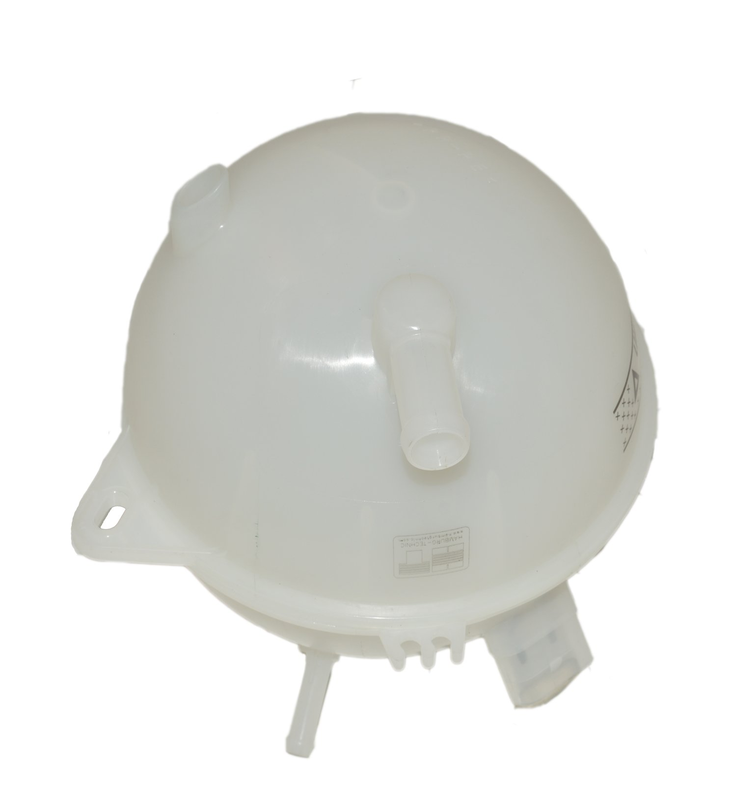AUDI/VW Engine Coolant Recovery Expansion Tank 1C0121407F 1J0121407F