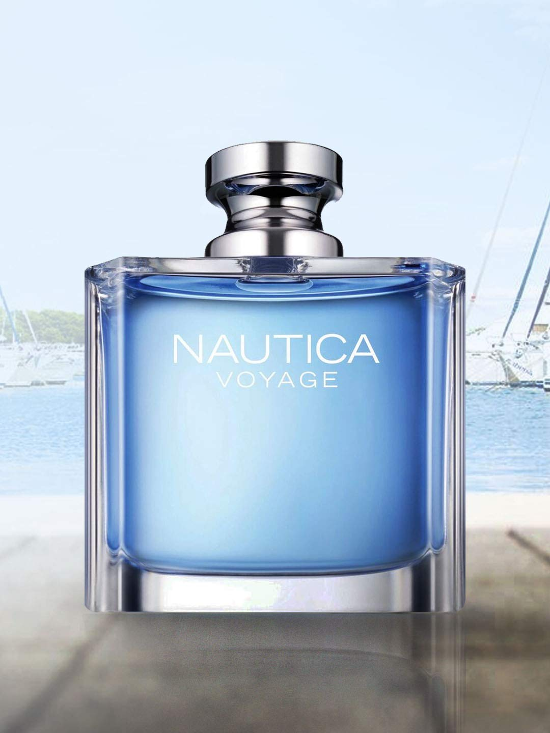 Nautica Voyage By Nautica For Men. Eau De Toilette Spray 3.4 Fl Oz by Nautica