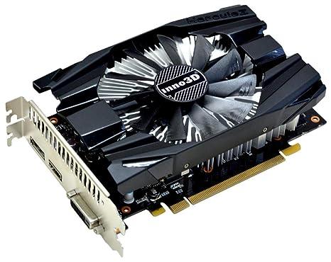 Inno3D N1060-6DDN-L5GM GeForce GTX 1060 3GB GDDR5 - Tarjeta ...