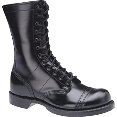 1500 Corcoran Men's Original Jump Uniform Boots - Black - 12.5\D