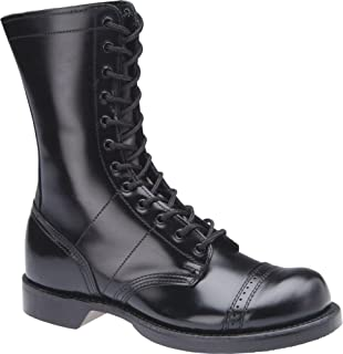 No Side Zipper Original Corcoran Black Leather Jump Boots Size 10.5 E A Wide Selection Of Colours And Designs