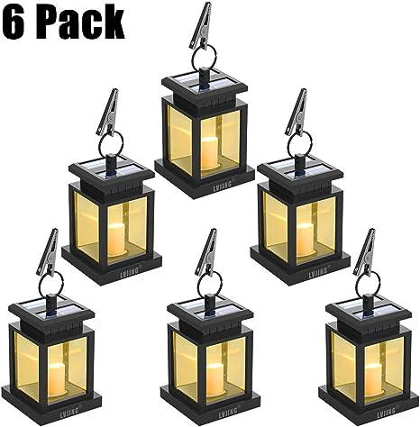 Garden Craft Outdoor Lantern METAL ARBOR with 2 Free Hanging Lanterns