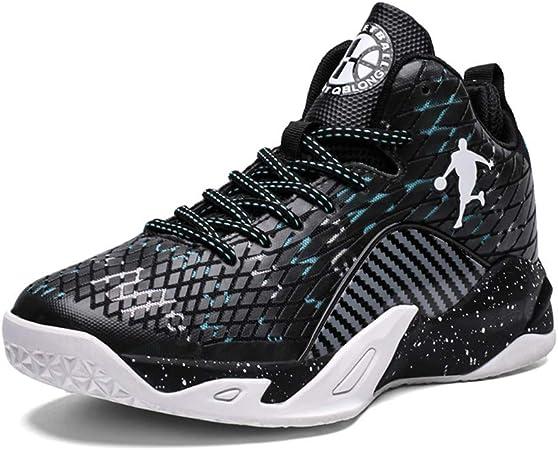 Willsky Chaussures De Basket Ball pour Hommes, Baskets Mode