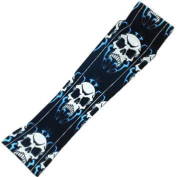Promobo Manche Tatouage Imprime En Tissu Tattoo Bras Punk Gothique