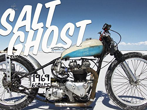Length Motorcycle (The Salt Ghost: Return of the Nitro Express)
