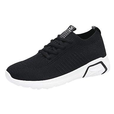 ZARLLE Moda Calcetines elásticos Zapatos Casuales,Calzado ...