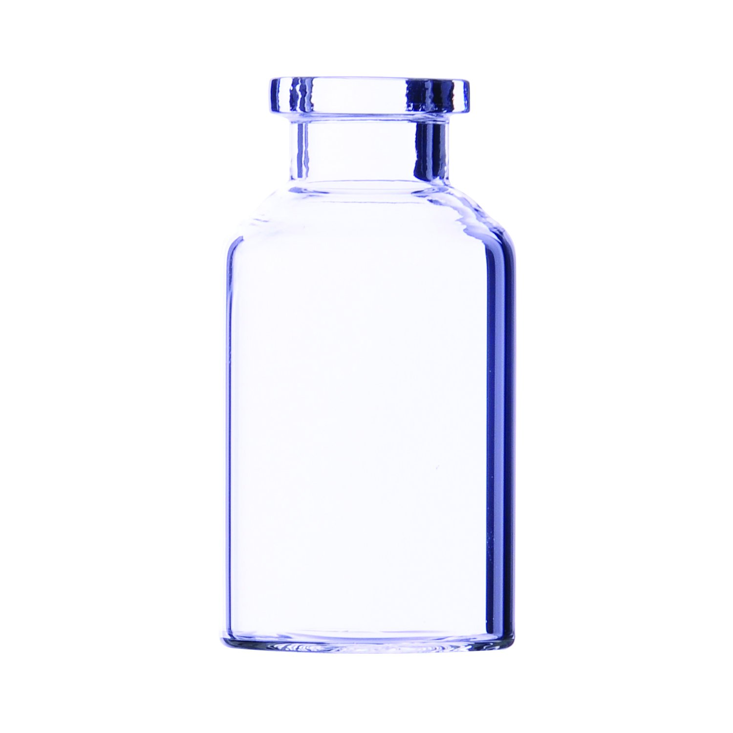 Wheaton 150870 Tubular Injection Vial, Type 1B Glass, 20 mL (Pack of 95) Scilabware