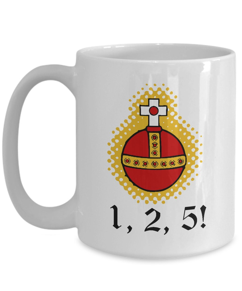 Monty Python Coffee Mug Holy Grail Holy Hand Grenade Of Antioch 1 2 5 Buy Online In China At China Desertcart Com Productid 40849144