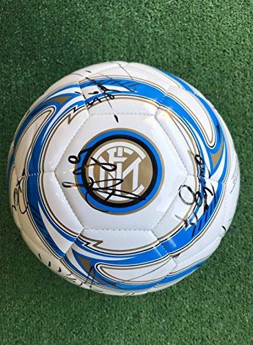 F.C. Inter - Balón oficial autografiado del F.C. Inter - Temporada ...