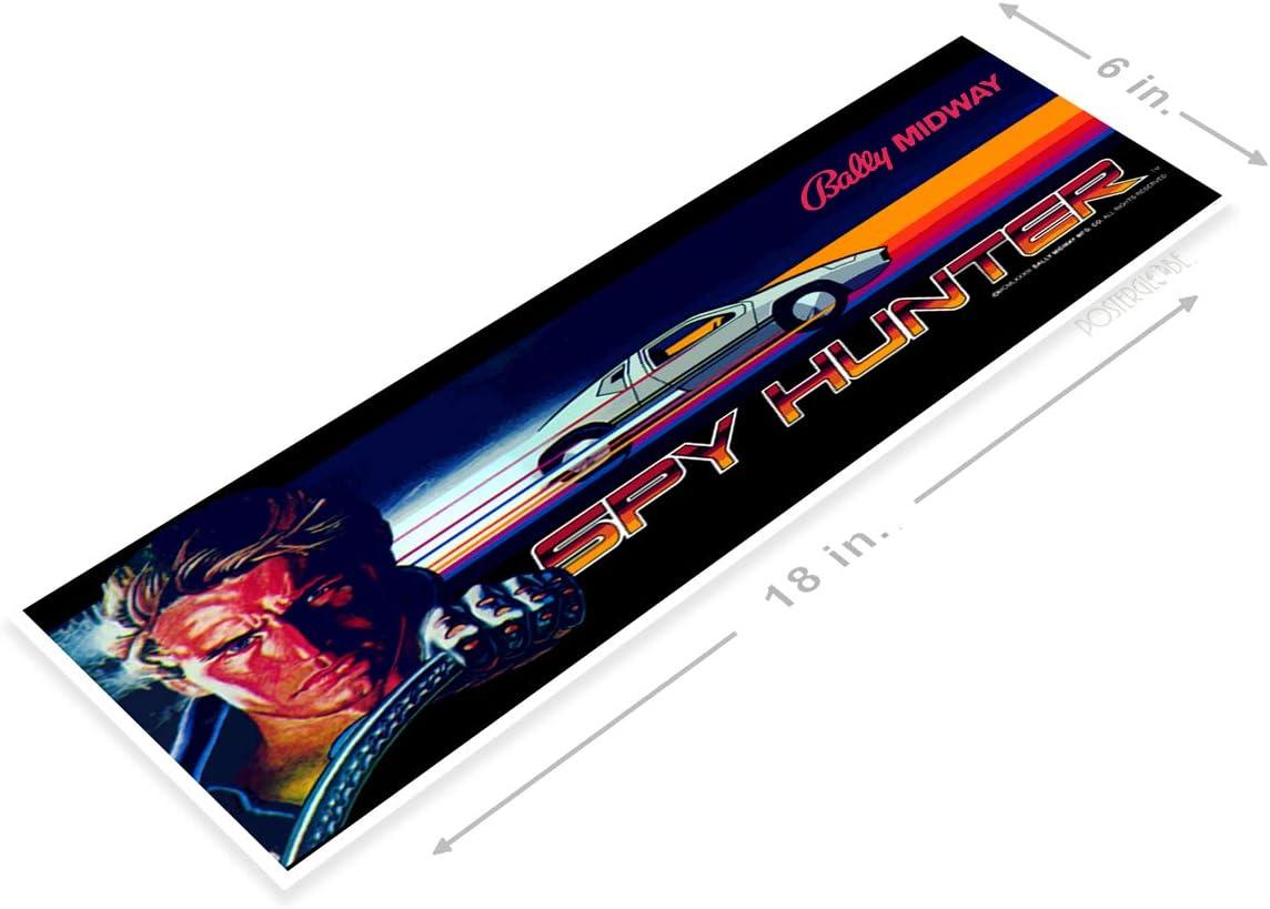 TIN SIGN Lunar Lander Arcade Shop Game Room Marquee Console Metal Décor A481