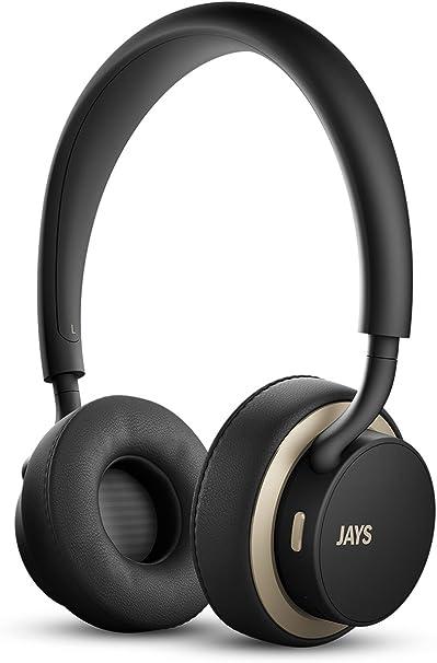u-Jays Wireless – Casque Sans Fil Supra-Aural