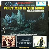 LAURIE JOHNSON Music From First Men In The Moon vinyl record