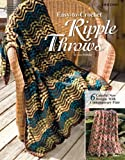 Easy-to-Crochet Ripple Throws, , 1590122127