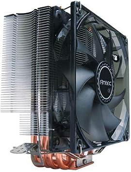 Antec C400 Kühlkörper Kupfer Quad Cpu Kühler Schwarz Computer Zubehör