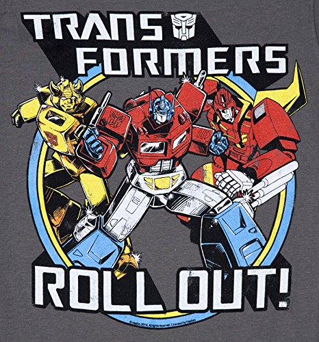 Womens Transformers Roll Out T Shirt