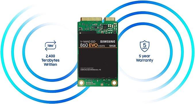 Samsung mz-m6e1t0bw Disco Flash SSD Interno 1 TB: Amazon.es ...