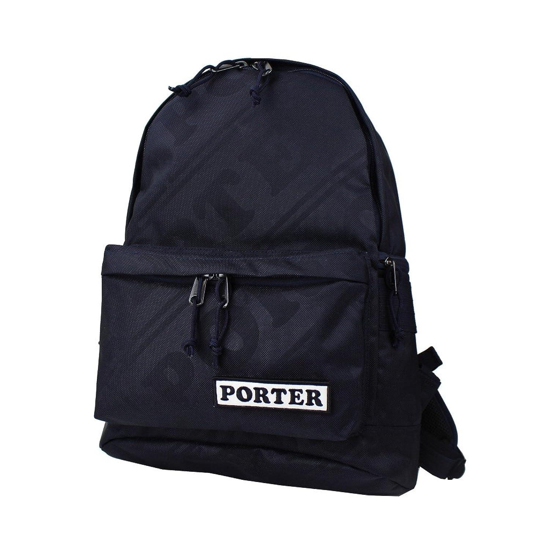 [ポーター]PORTER キャスパー CASPER リュック 882-07591 B077P4581Yネイビー(50)