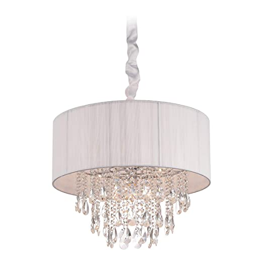 Amazon.com: Chandeliers - Lámpara de techo con 6 focos ...