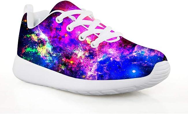 HMML Galaxy Starry Sky Kids Sneakers