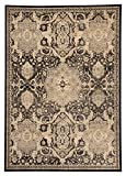 Cheap Signature Design by Ashley R401051 Anzhell Rug, 7'10 x 10′, Black