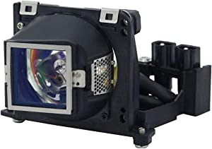 Emazne 310-7522/310-6472 Projector Replacement Compatible Lamp with Housing for Dell 1201MP Dell 1100MP Dell 1200MP Acer PD113 PD115 PD123P PH112 Acer DSV0504