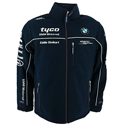 Tyco BMW British Superbike & International Racing Softshell Jacket Official 2018