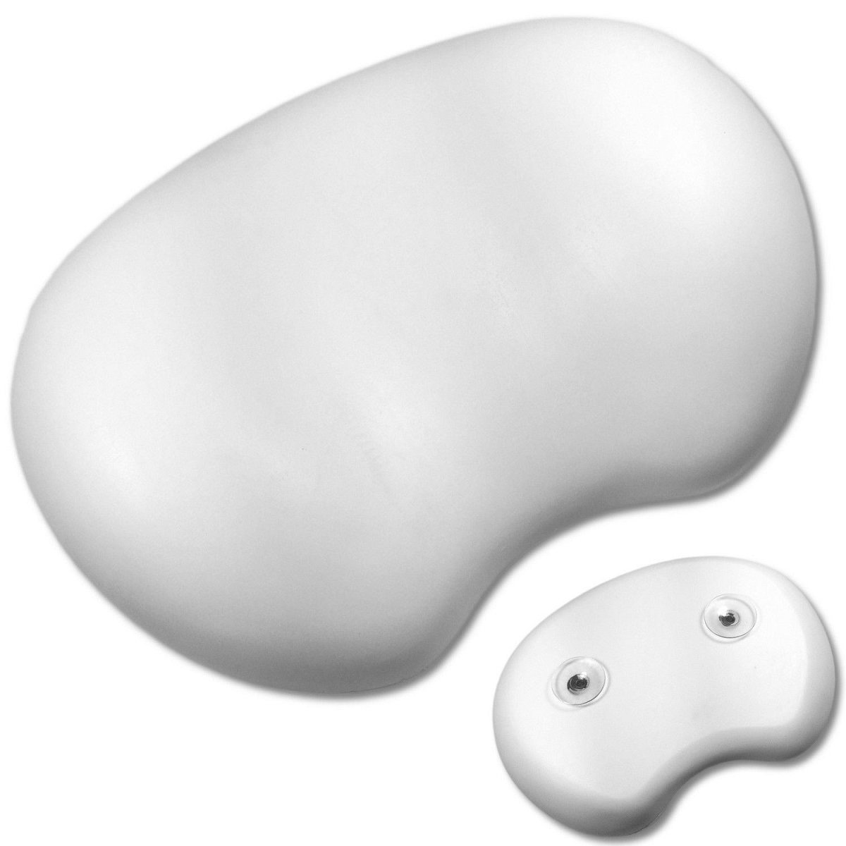 Spa Pillow Bathtub Ultimate Comfort and Spa Relaxation With Heavy Duty Suction Cups, Neck Pillow Bathtub