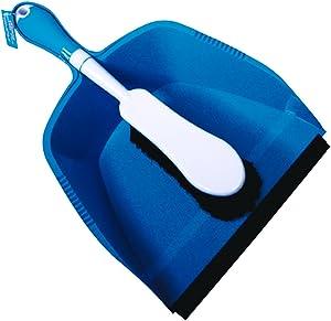 Quickie 410 Homepro Dust Pan & Brush Set