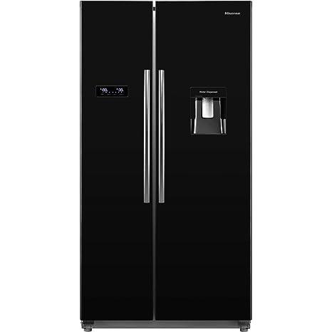 Hisense RS723N4WB1 nevera y congelador - Frigorífico: Amazon.es: Hogar