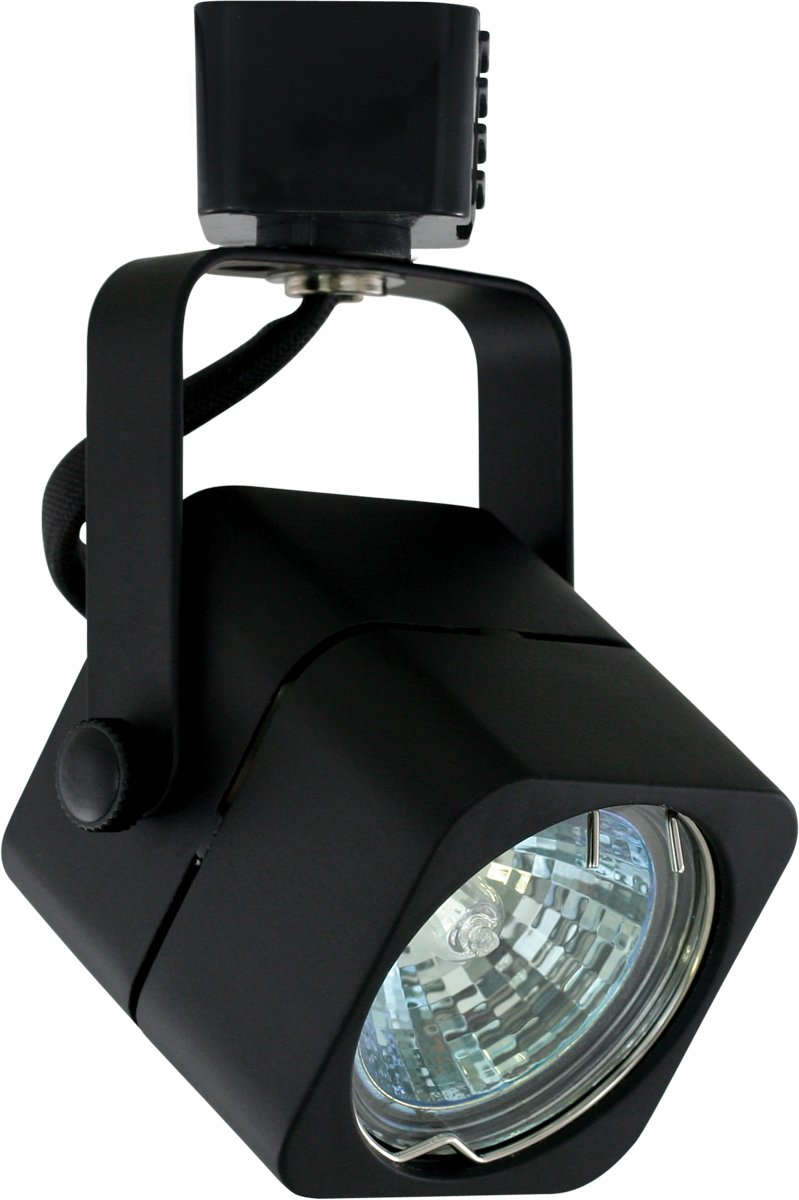 Liteline AO1012-BK-120V Apollo Track Fixture, 120V, Black by Liteline Corporation