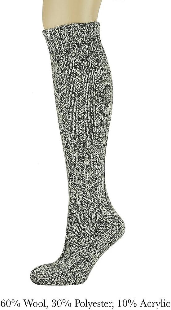 Mysocks Mens Knee High Boot Socks