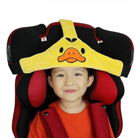 Comaie Cinturón de Seguridad para Asiento de Coche para bebés y bebés, con Correa de
