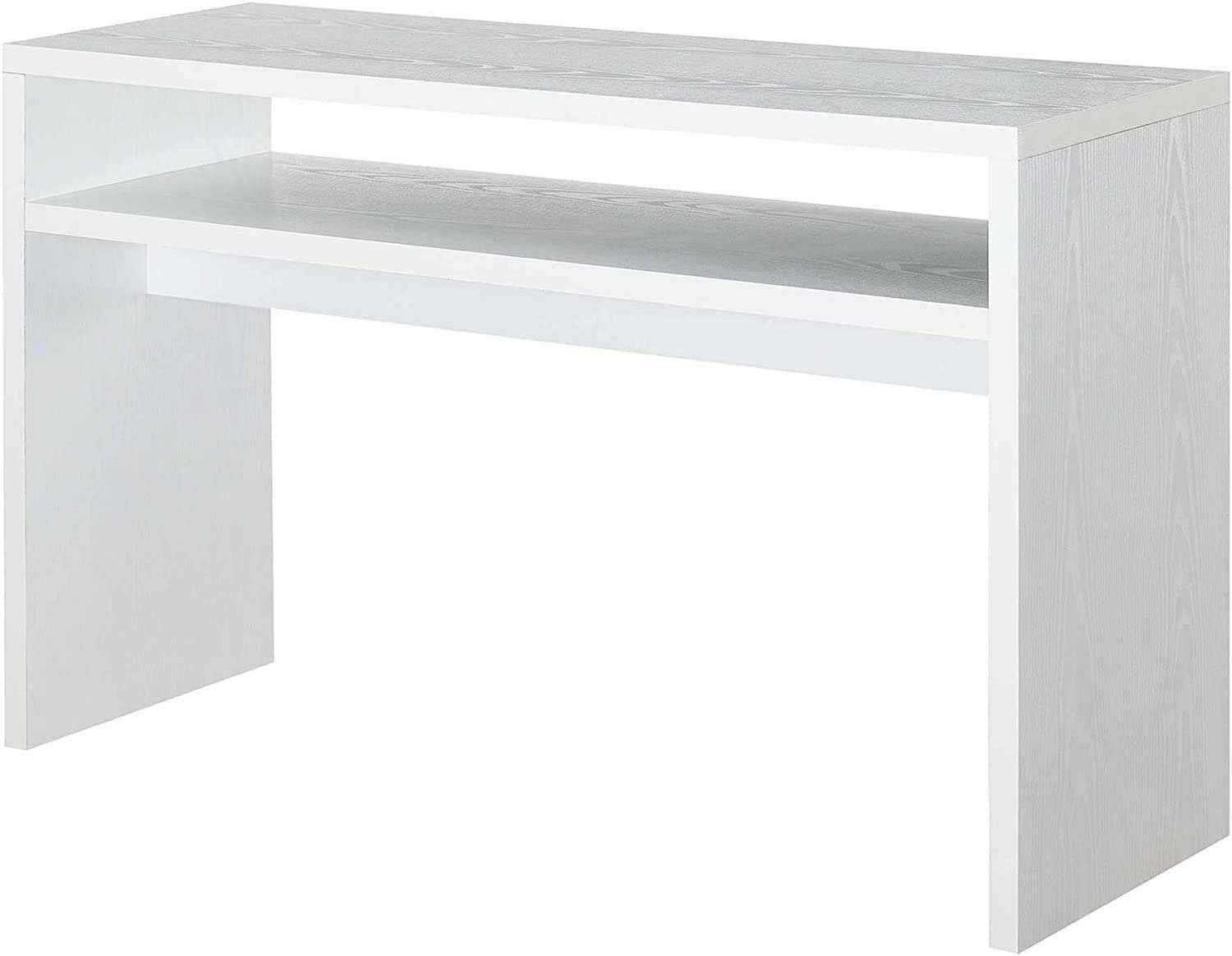 Convenience Concepts Northfield Deluxe Console Table, White