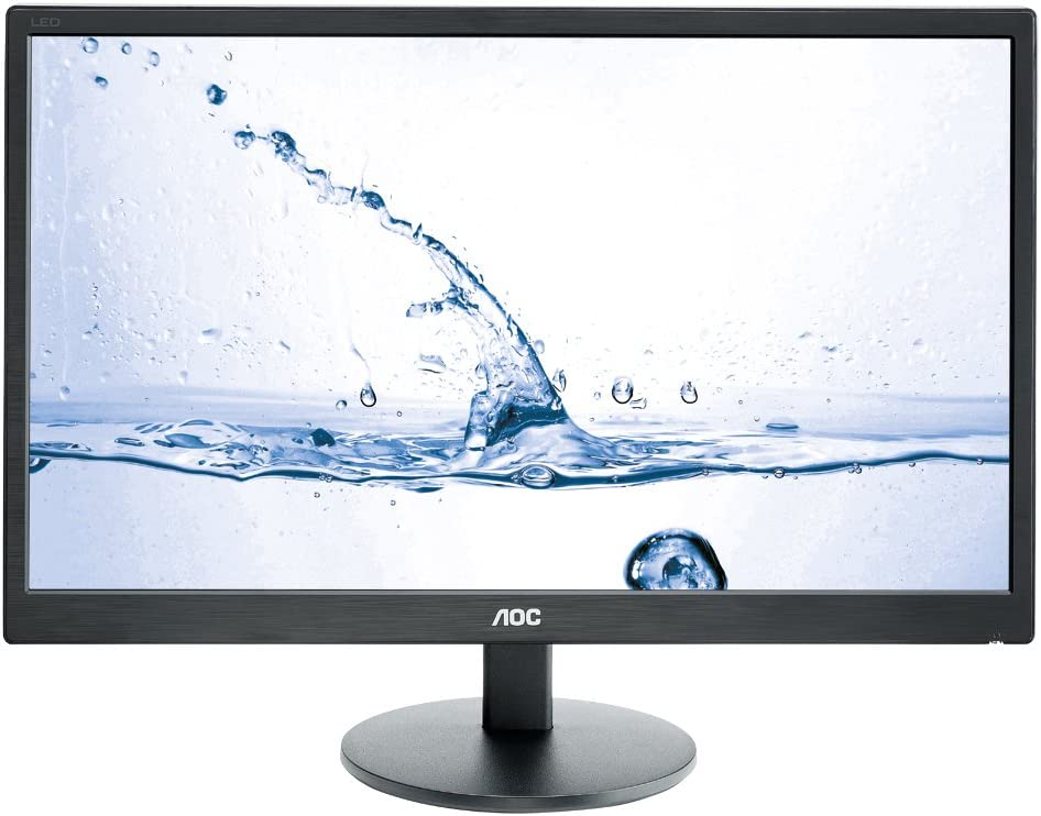 AOC M2470SWH Widescreen MVA LED Black Multimedia Monitor 1920x1080 5ms VGA 2xHDMI
