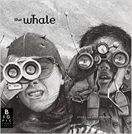 Image result for The Whale illustrated by Ethan Murrow