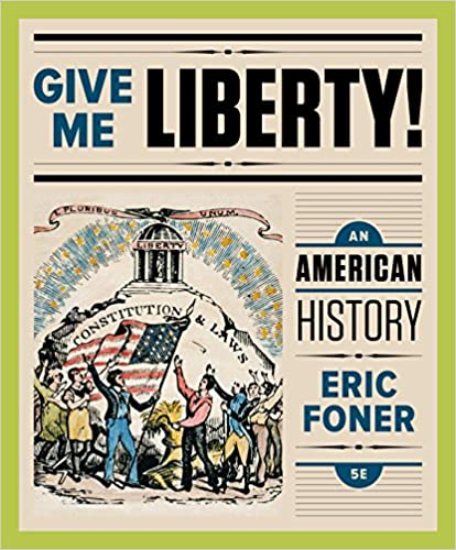 Amazon give me liberty an american history fifth edition amazon give me liberty an american history fifth edition vol one volume ebook eric foner kindle store fandeluxe