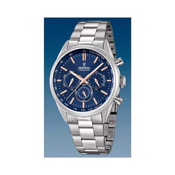FESTINA Reloj Hombre Azul - F16820-A